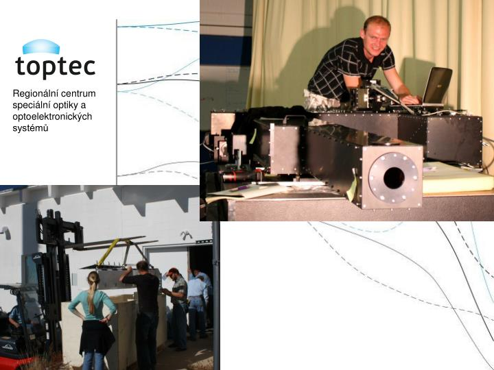 Regionální centrum speciální optiky a optoelektronických systémů