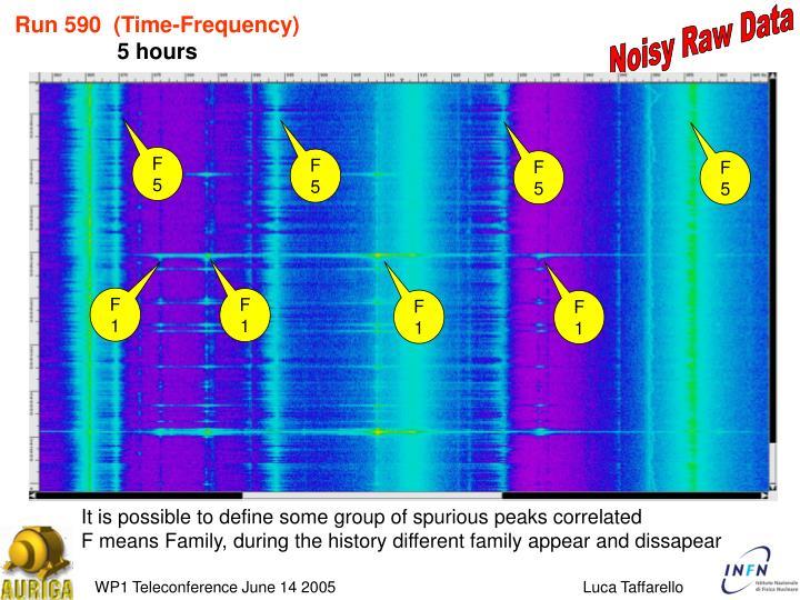 Noisy Raw Data