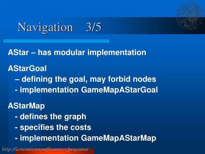 Navigation    3/5