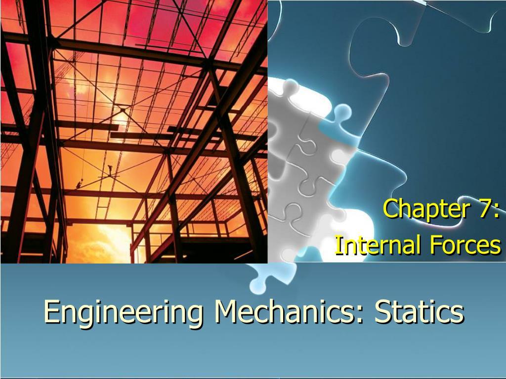 PPT - Engineering Mechanics: Statics PowerPoint Presentation