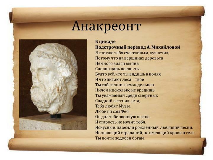 Анакреонт