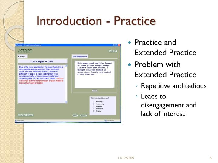 Introduction - Practice