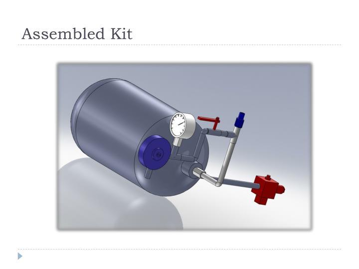 Assembled Kit