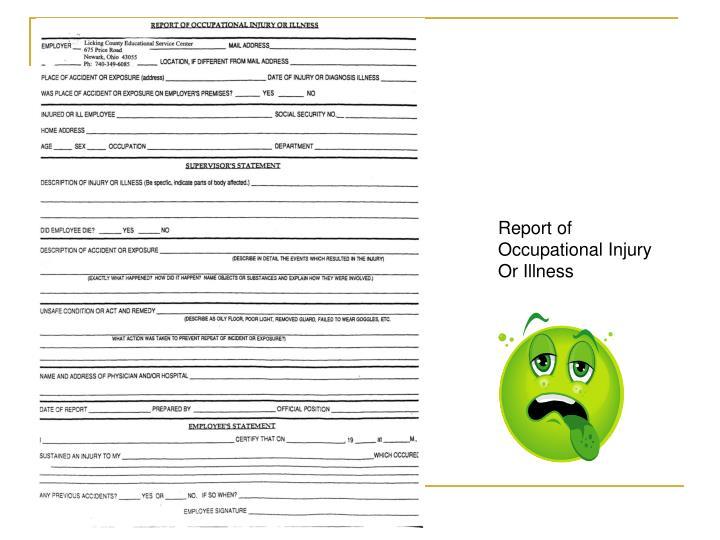 Report of