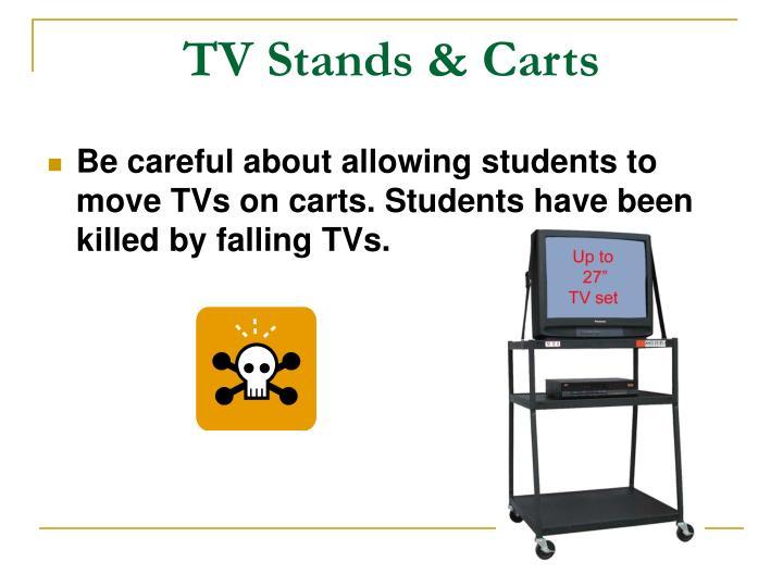 TV Stands & Carts