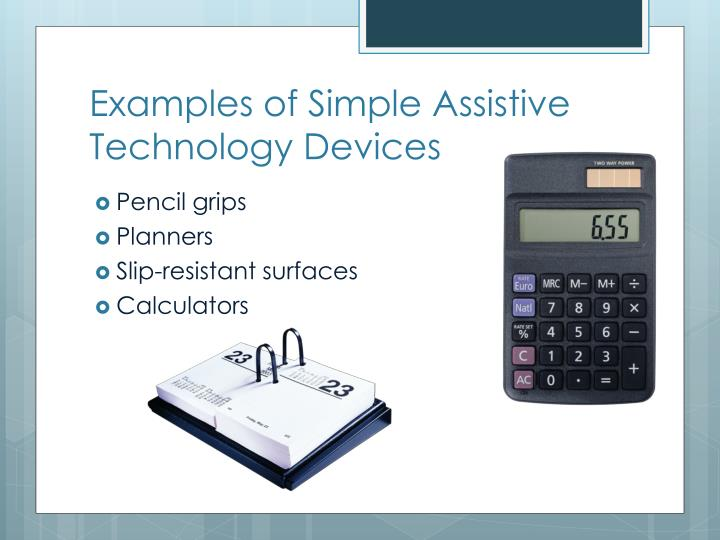Ppt Assistive Technology Powerpoint Presentation Id6073554