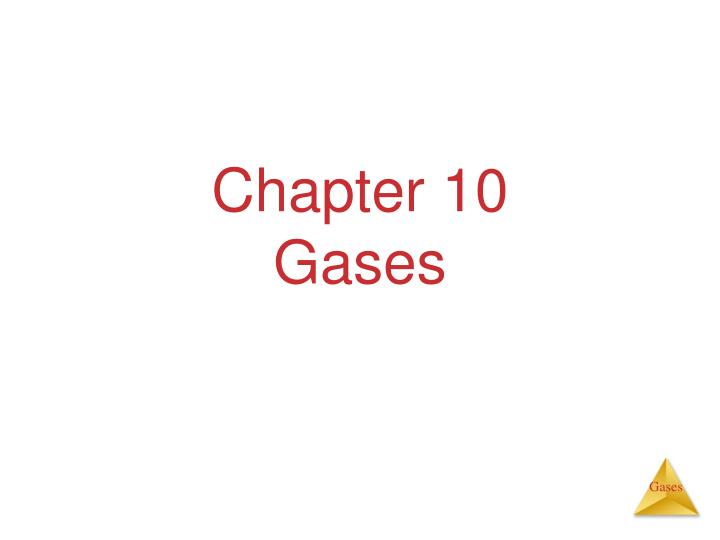 chapter 10 gases n.