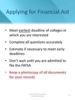 applying for financial aid1