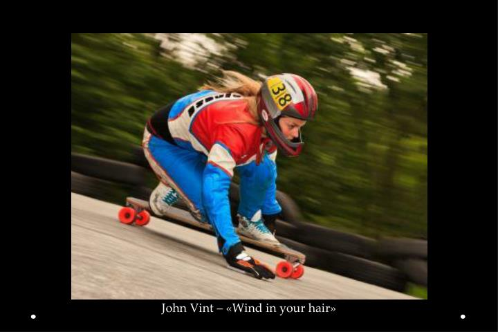 John Vint – «Wind in your hair»