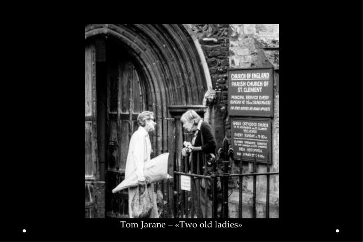 Tom Jarane – «Two old ladies»
