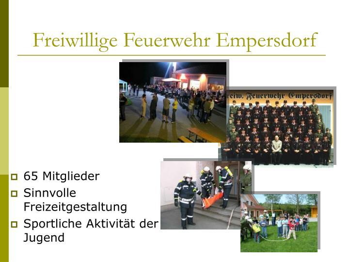 Freiwillige Feuerwehr Empersdorf