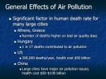 general effects of air pollution1