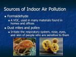 sources of indoor air pollution2