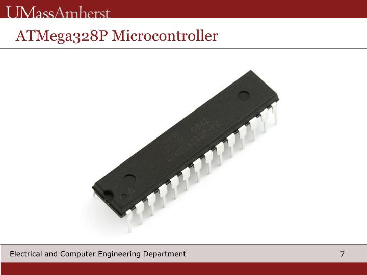 ATMega328P Microcontroller