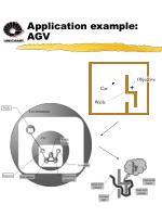 application example agv