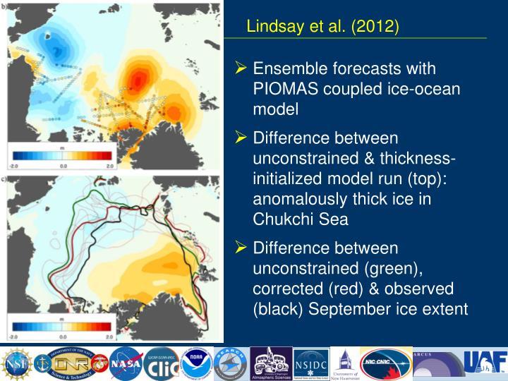 Lindsay et al. (2012)
