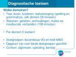 diagnostische toetsen3