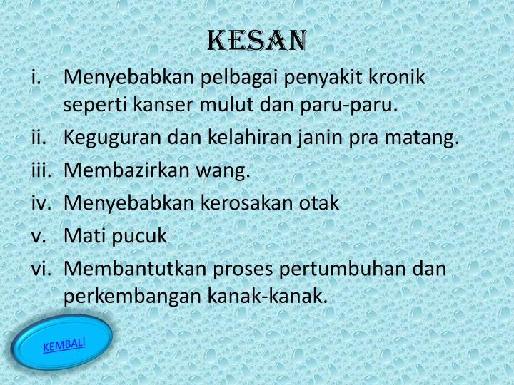 KESAN