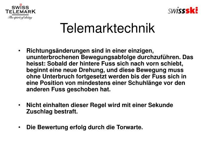 Telemarktechnik