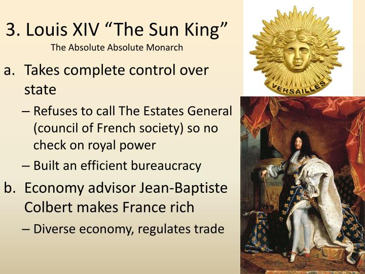 Ppt Louis Xiv The Sun King Powerpoint Presentation Id6079912