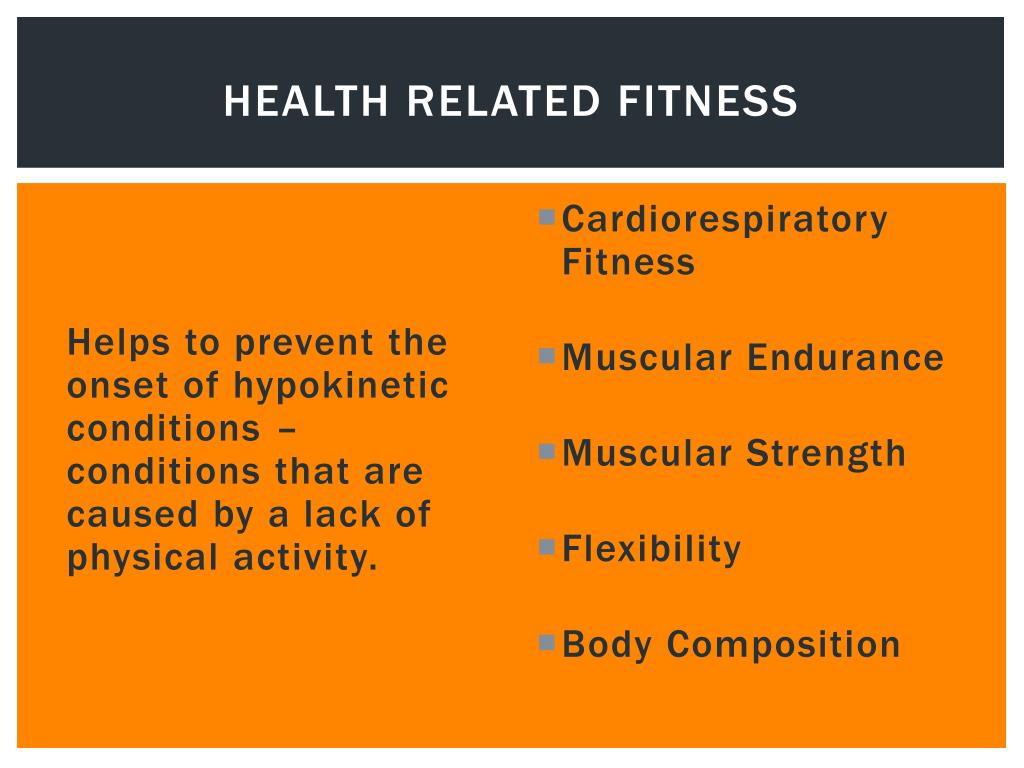 PPT - Introduction to Physical Fitness PowerPoint ...