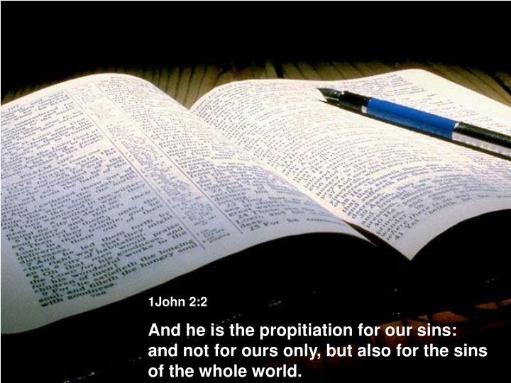 1John 2:2