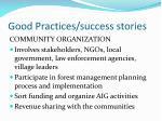 good practices success stories1