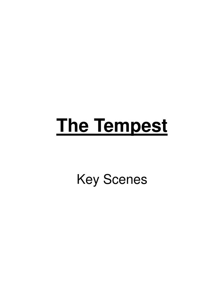 Possible Essay Questions For The Tempest  Coursework Service   Has Possible Essay Questions For The Tempest The Tempest Like Many Of  Shakespeares Plays Has English Essays Book also Persuasive Essay Thesis  Examples Of Proposal Essays