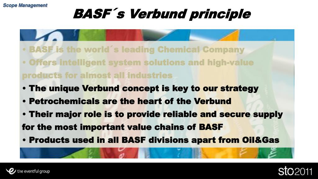 PPT - BASF´s MODEL of EXCELLENCE for TURNAROUND SCOPE