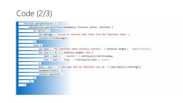 Code (2/3)