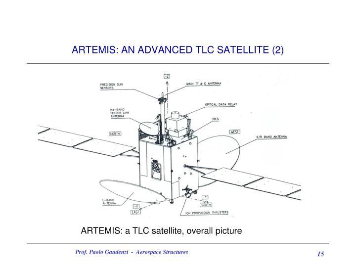 ARTEMIS: AN ADVANCED TLC SATELLITE (2)