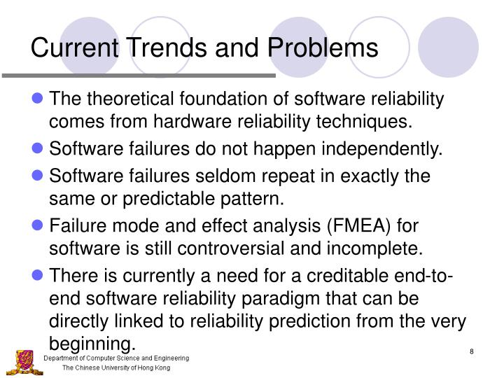 Current Trends and Problems