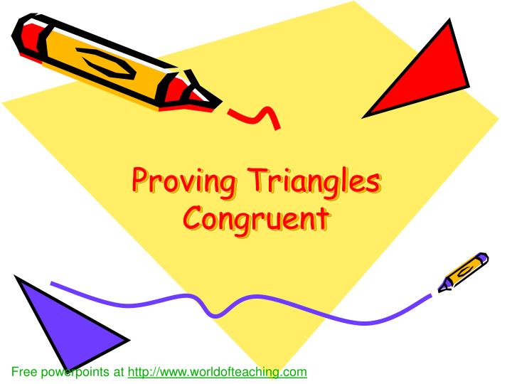 proving triangles congruent n.