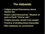the abbasids1