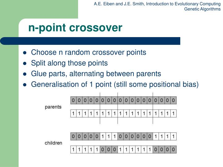 n-point crossover