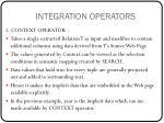 integration operators1