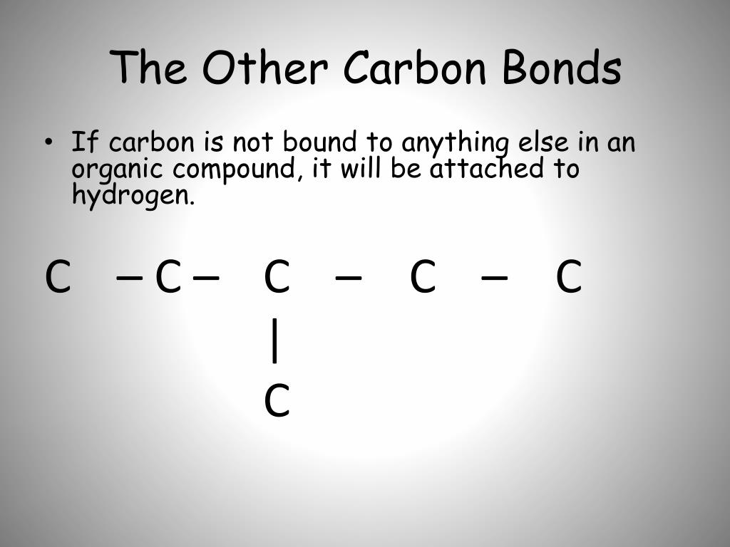 PPT - Carbon and Organic Compounds PowerPoint Presentation ...