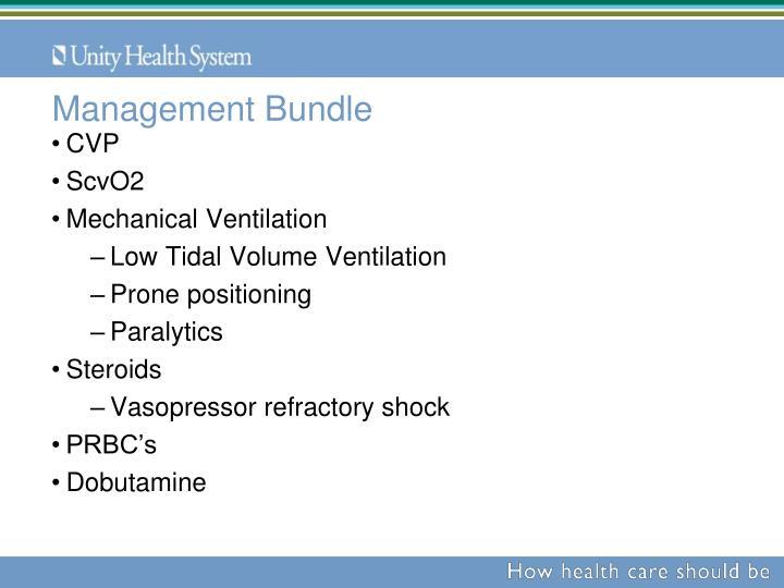 Management Bundle