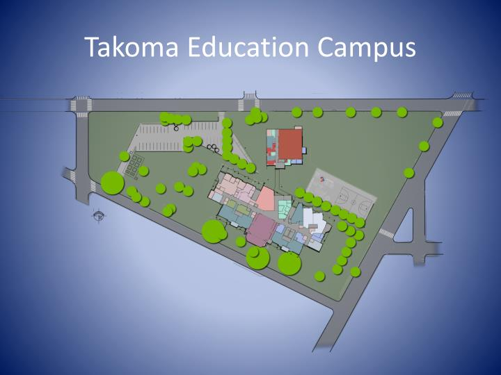 Takoma education campus2