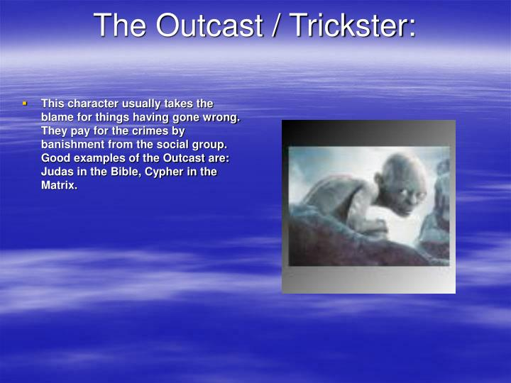 Archetypes why do we need stories? To explain natural phenomenon.