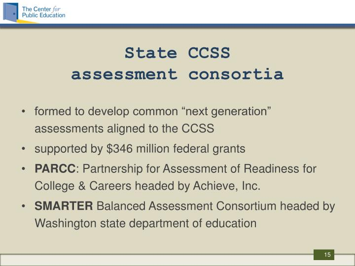 State CCSS