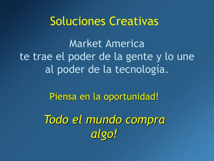 Soluciones Creativas