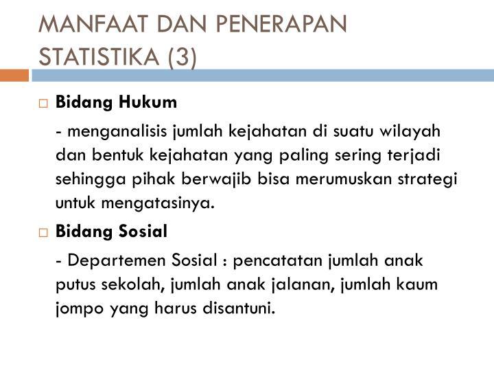 MANFAAT DAN PENERAPAN  STATISTIKA (3)