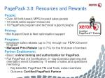 pagepack 3 0 resources and rewards