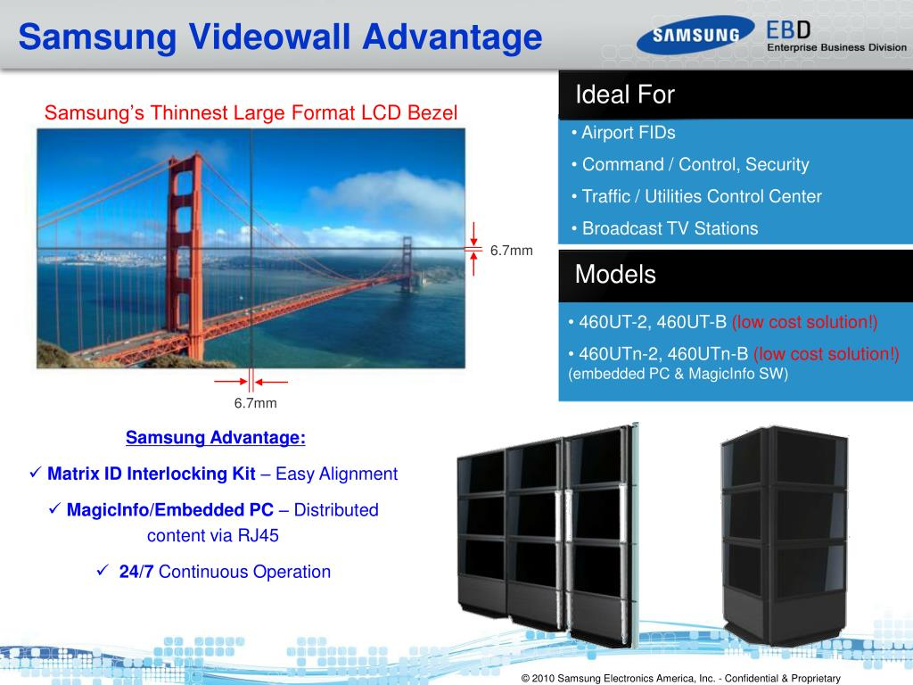 PPT - Simplify Digital Signage Solutions with Samsung