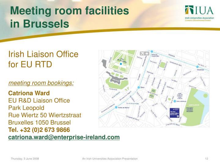 Irish Liaison Office