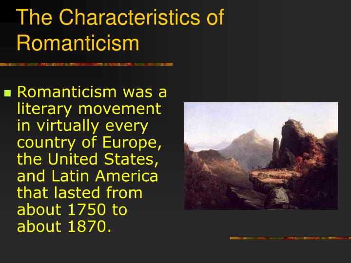 romanticism a literary movement Realism as a literary style may be best understood in comparison or contrast with romanticism, or vice versa like romanticism , realism is both a recurring style in literature and the name for a particular period of american literature in the late 1800s-early 1900s when writers intentionally developed this style in reaction against romanticism.