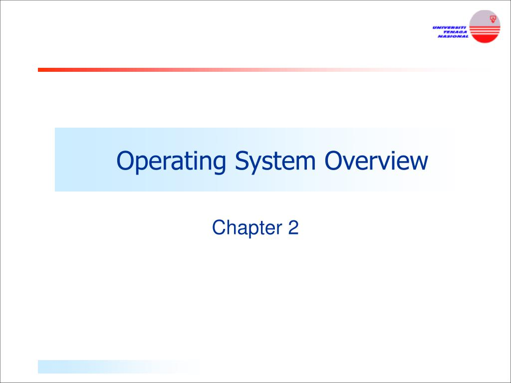 Ppt Operating System Overview Powerpoint Presentation Id 6089546