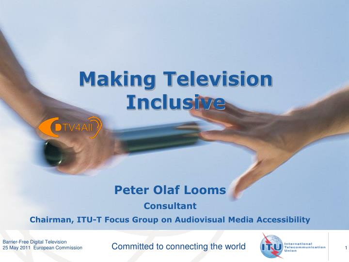 making television inclusive n.