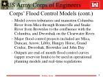 corps flood control models cont